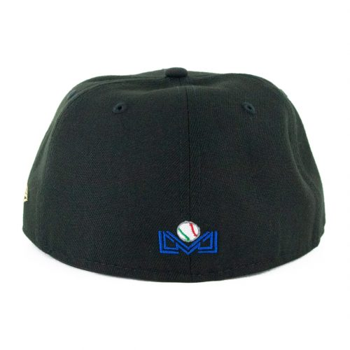 New Era 59Fifty Culiacan Tomateros Fitted Hat Black