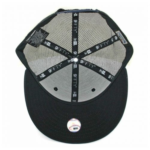 New Era 9Fifty San Diego Padres Tony Gwynn 4 Trucker Snapback Hat Navy