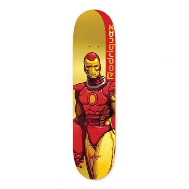 Primitive Rodriguez Iron Man Deck Gold