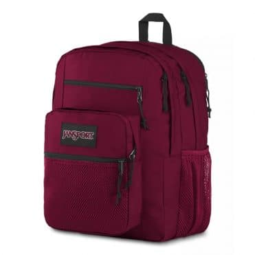 JanSport Big Campus Back Pack Russet Red