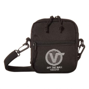 Vans Bail Shoulder Bag Black