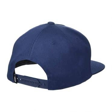Vans Ellis Snapback Hat Dress Blues