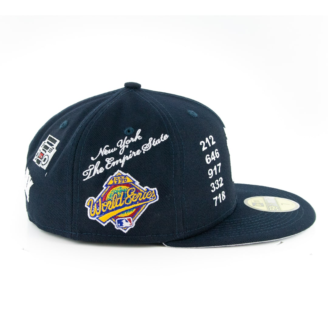 New Era 59Fifty Fitted Cap UTILITY New York Yankees navy